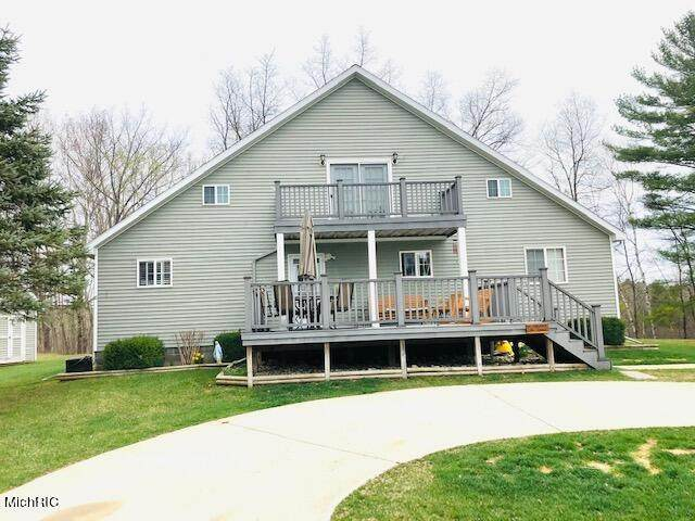 17854 Lost Lake Road, Martiny Twp, MI 49305 (#72021011963) :: Robert E Smith Realty