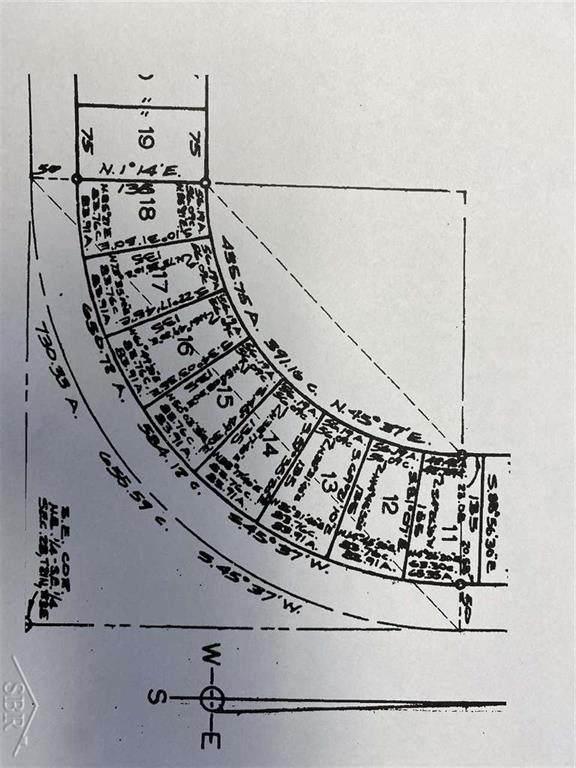LOT 15 Greenwood Road, Mills Twp, MI 48610 (#61050038776) :: The Alex Nugent Team | Real Estate One
