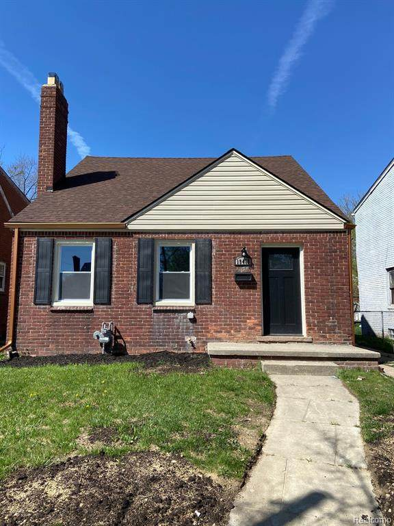 19149 Winthrop Street, Detroit, MI 48235 (#2210025911) :: Real Estate For A CAUSE