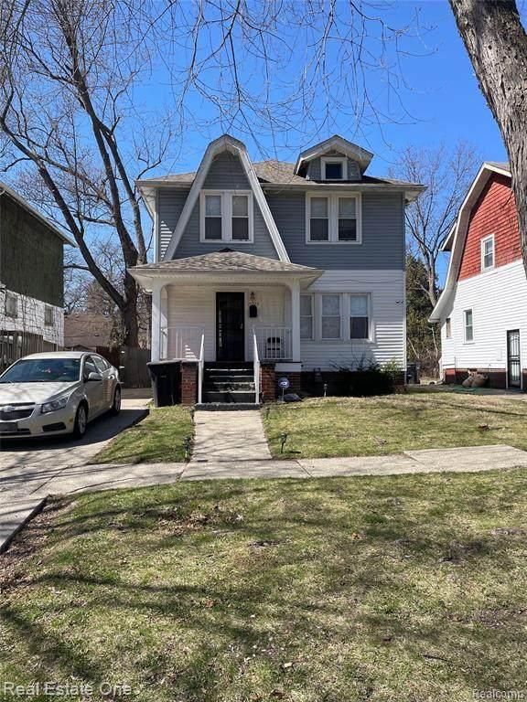 17225 Patton Street, Detroit, MI 48219 (#2210025950) :: Real Estate For A CAUSE