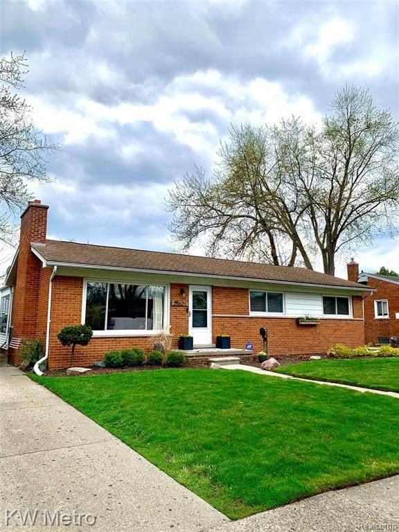 29621 Barkley St, Livonia, MI 48154 (#2210026241) :: Real Estate For A CAUSE