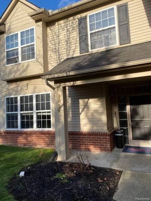 4098 Elizabeth Avenue #147, Canton Twp, MI 48188 (#2210026338) :: Real Estate For A CAUSE