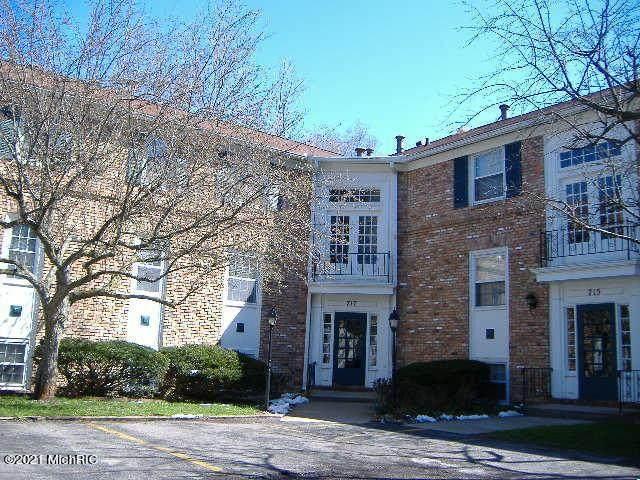 715 Whitcomb Street F, Kalamazoo, MI 49008 (#66021012600) :: Keller Williams West Bloomfield