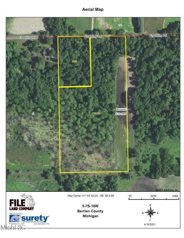 954 Freehling Road, Buchanan Twp, MI 49107 (#68021012596) :: GK Real Estate Team