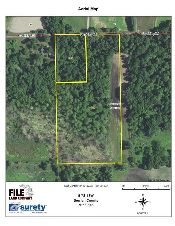 956 Freehling Road, Buchanan Twp, MI 49107 (#68021012597) :: GK Real Estate Team
