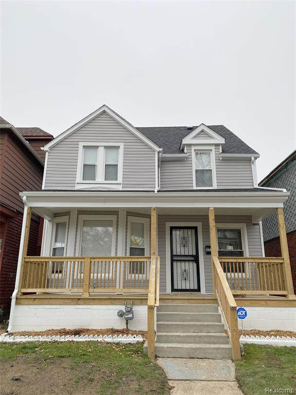 576 King Street, Detroit, MI 48202 (#2210026382) :: Real Estate For A CAUSE