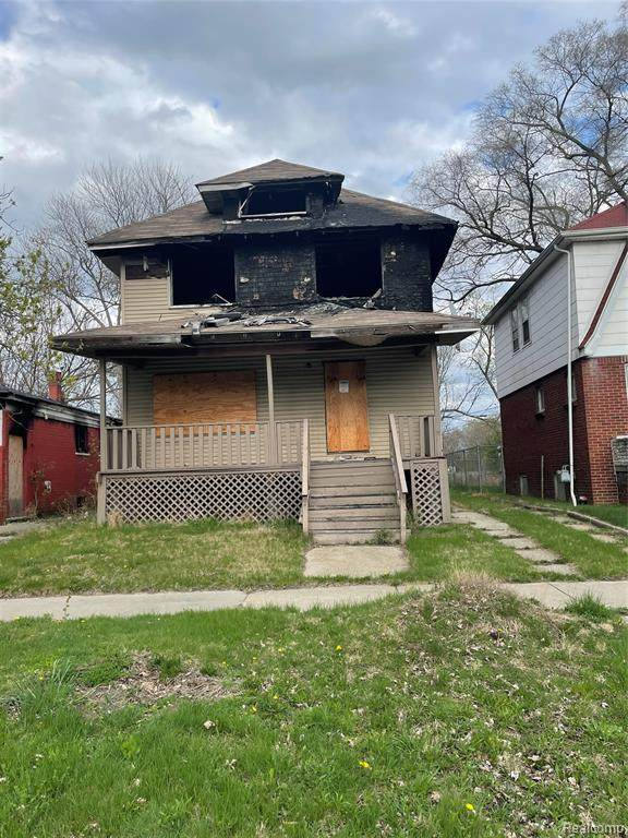 20016 Coventry Street, Detroit, MI 48203 (#2210026625) :: Real Estate For A CAUSE