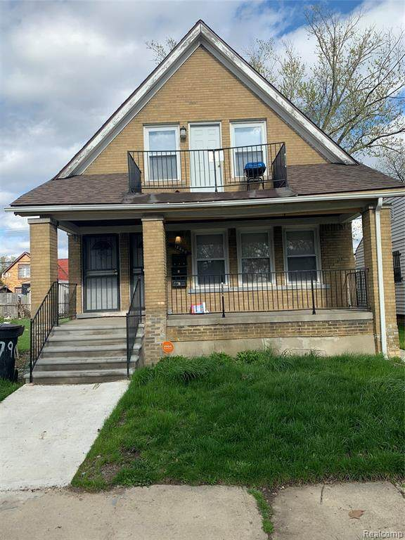 12890 Sussex Street, Detroit, MI 48227 (#2210026633) :: Real Estate For A CAUSE