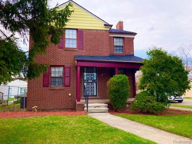 18715 Marlowe Street, Detroit, MI 48235 (#2210026707) :: Real Estate For A CAUSE
