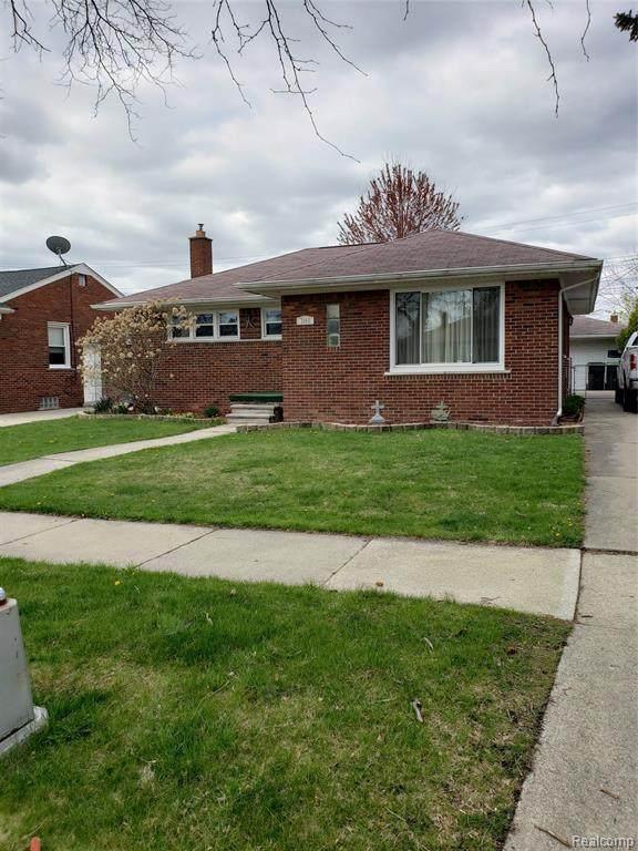 3140 Syckelmoore Street, Trenton, MI 48183 (#2210026736) :: Real Estate For A CAUSE