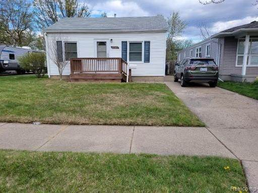 27320 Hampden Street, Madison Heights, MI 48071 (#2210026818) :: Real Estate For A CAUSE