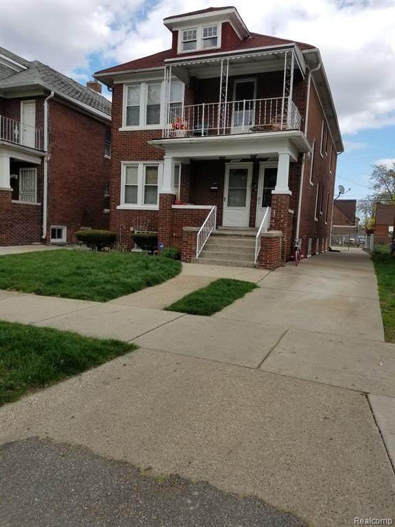 7268 Kentucky Street, Dearborn, MI 48126 (#2210027195) :: The Alex Nugent Team | Real Estate One