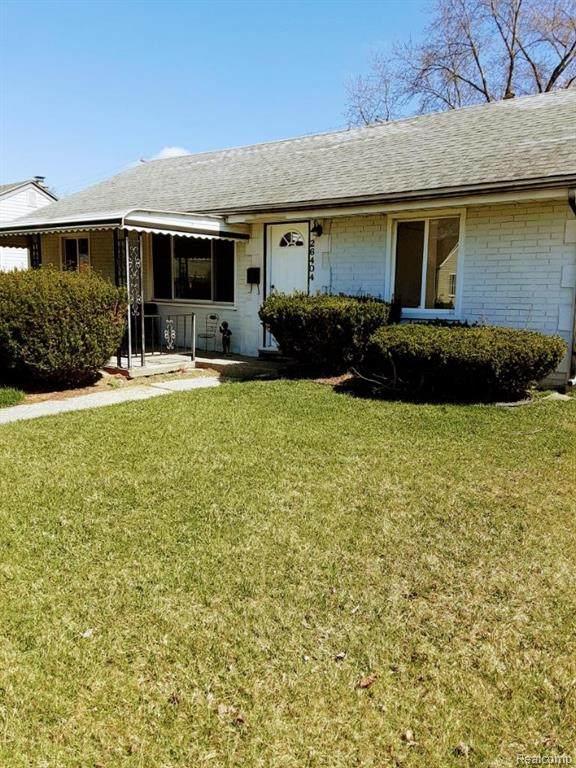 26404 Arlington Street, Roseville, MI 48066 (#2210027913) :: Real Estate For A CAUSE