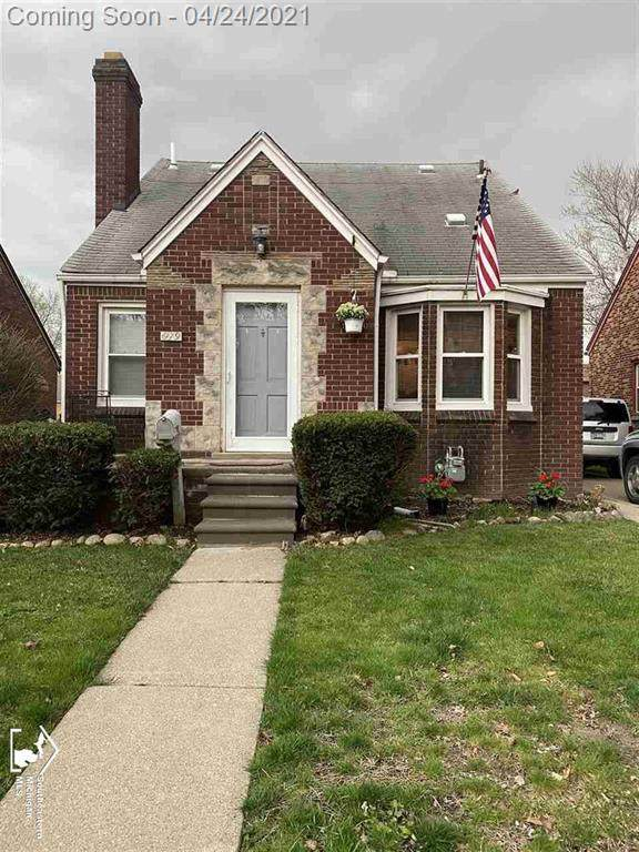 979 Winchester, Lincoln Park, MI 48146 (#57050039510) :: Real Estate For A CAUSE