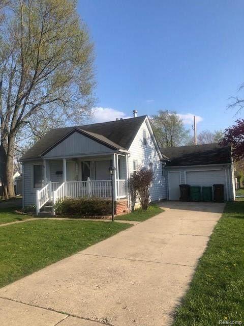 28629 Rush Street, Garden City, MI 48135 (#2210028289) :: Real Estate For A CAUSE