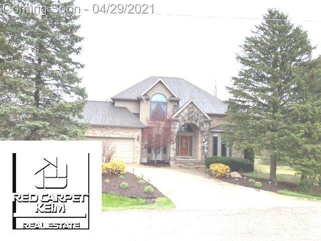 4014 Sunfish, Elba Twp, MI 48446 (#5050039764) :: Real Estate For A CAUSE