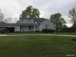 1448 Murray Drive, Waterford Twp, MI 48327 (#2210029061) :: Real Estate For A CAUSE