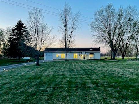 7735 Rider Road, Imlay Twp, MI 48444 (#2210029734) :: Real Estate For A CAUSE