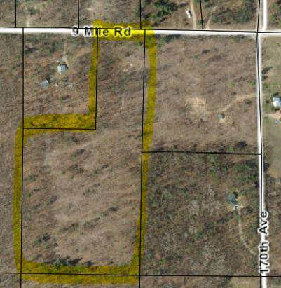 9 Mile Road, Austin Twp, MI 49346 (#72021014328) :: Real Estate For A CAUSE
