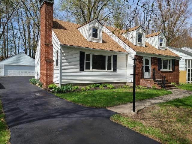 405 Marcelletti Avenue, Paw Paw Vlg, MI 49079 (#69021014342) :: Real Estate For A CAUSE