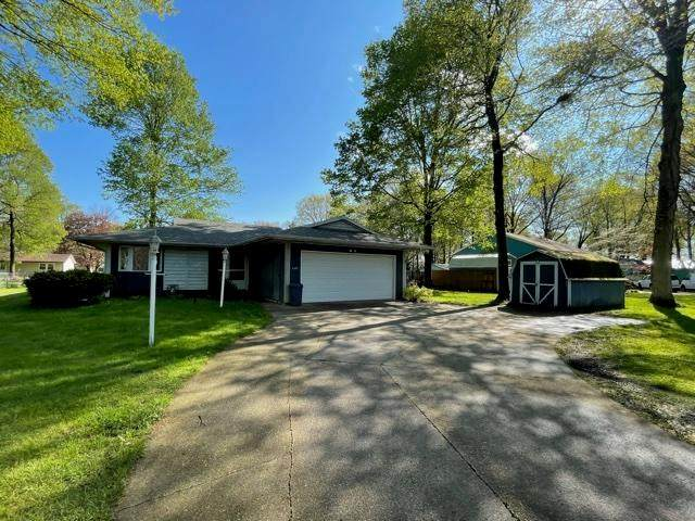 21671 Redfield Street, MASON TWP, MI 49112 (#69021014802) :: Real Estate For A CAUSE