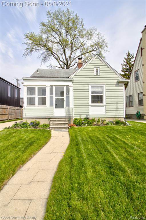 1710 Dover Street, Ferndale, MI 48220 (#2210031254) :: Real Estate For A CAUSE