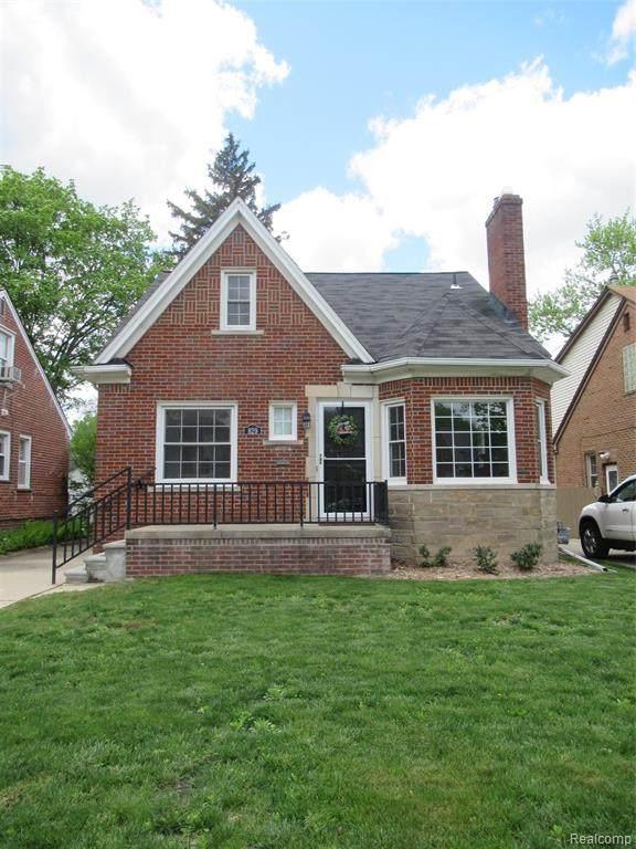 829 N Mildred Street, Dearborn, MI 48128 (#2210032020) :: Novak & Associates
