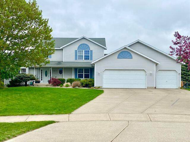 6671 Airfield Court SW, Byron Twp, MI 49315 (#65021015459) :: Real Estate For A CAUSE