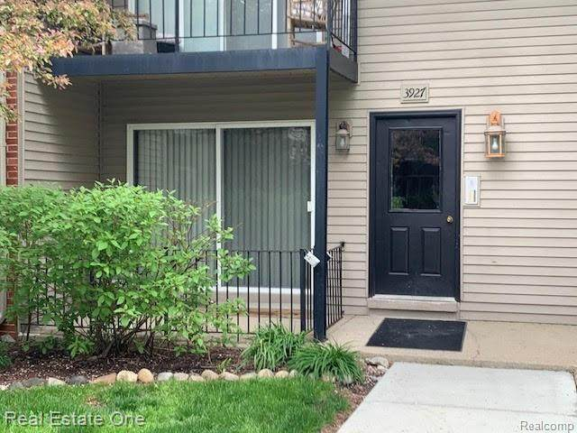 3927 Benjamin Ave Apt 2, Royal Oak, MI 48073 (#2210032291) :: RE/MAX Nexus