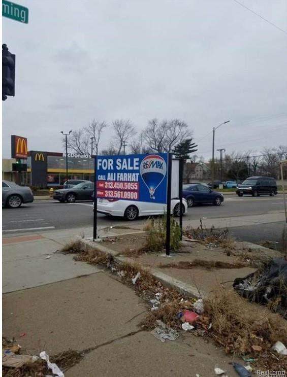 8920 Fenkell, Detroit, MI 48238 (#2210032679) :: RE/MAX Nexus