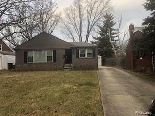 3654 Rockingham Road, Royal Oak, MI 48073 (#2210032950) :: RE/MAX Nexus