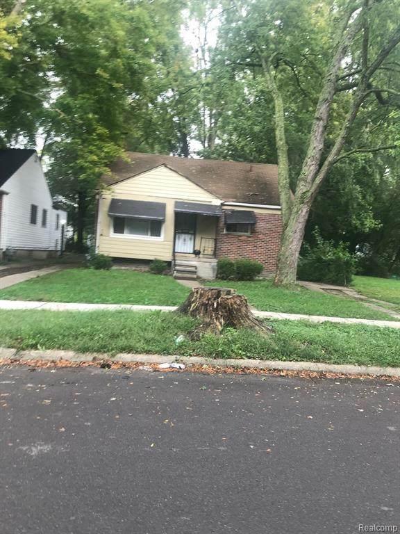 19436 Burgess, Detroit, MI 48219 (#2210033221) :: The Alex Nugent Team   Real Estate One