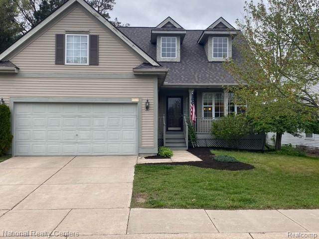 6456 Lake Meadow Drive #12, Waterford Twp, MI 48327 (#2210033257) :: Real Estate For A CAUSE