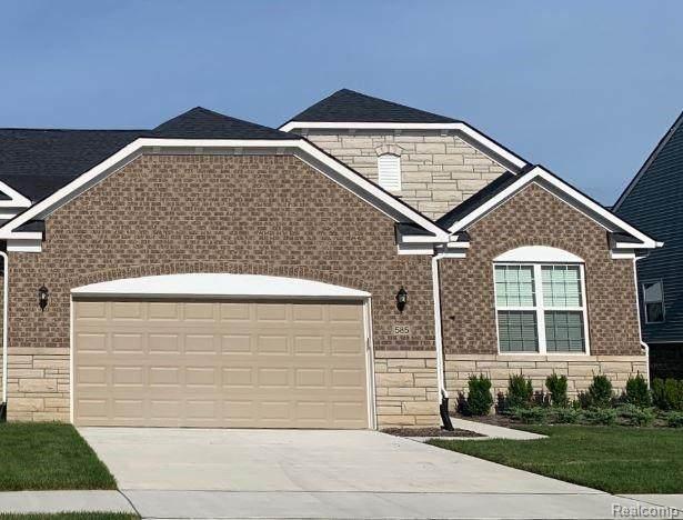 48744 Windfall, Novi, MI 48374 (#2210033461) :: Novak & Associates