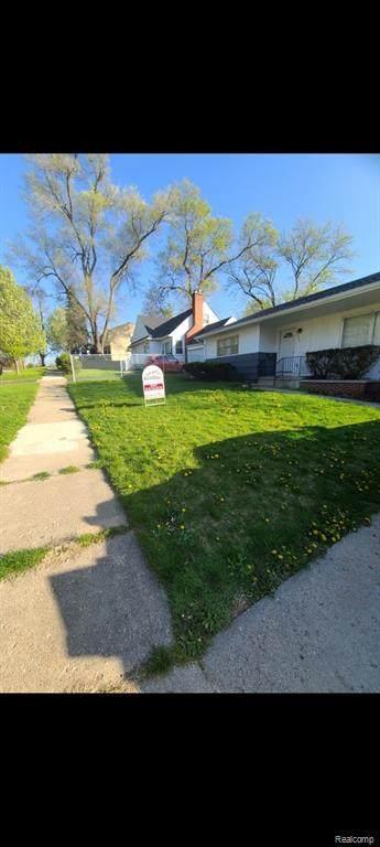 3709 Brentwood Drive, Flint, MI 48503 (#2210033784) :: Novak & Associates