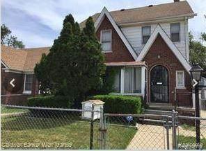 16510 Freeland Street, Detroit, MI 48235 (#2210034397) :: The BK Agency