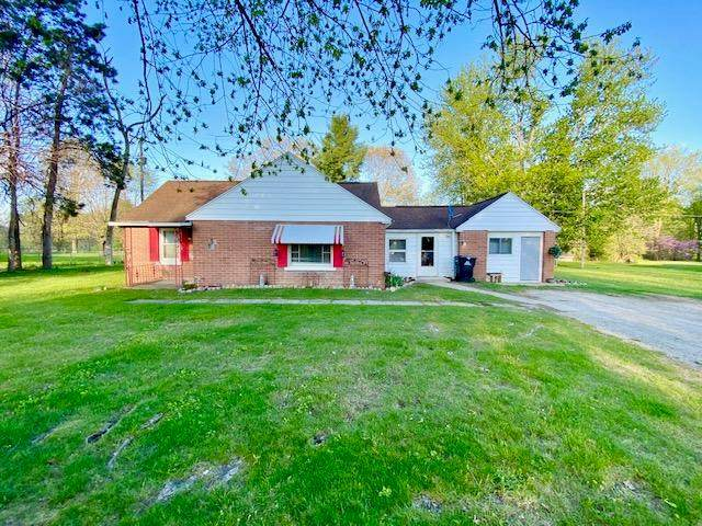 3122 N M 43 Highway, Carlton Twp, MI 49058 (#65021016618) :: Real Estate For A CAUSE