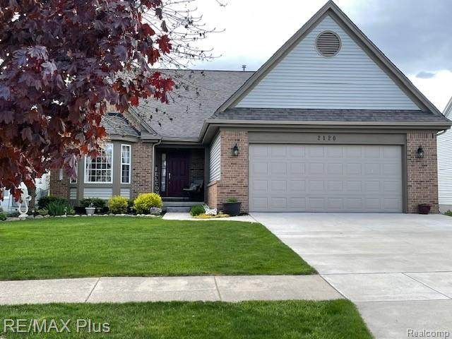2120 Lochnayne Lane, Davison Twp, MI 48423 (#2210034538) :: Real Estate For A CAUSE