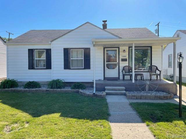 12201 Agnes Street, Southgate, MI 48195 (#2210035013) :: Real Estate For A CAUSE