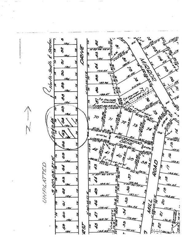 Lots 67 & 68 Eaglehurst, Liberty, MI 49249 (#55202101381) :: GK Real Estate Team