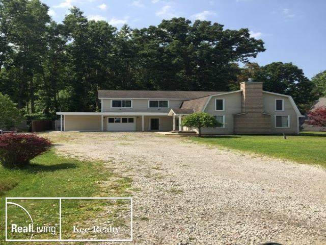 2159 North Channel, Clay Twp, MI 48028 (#58050041822) :: Real Estate For A CAUSE