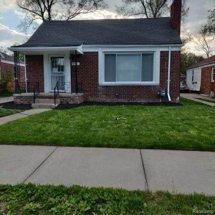 18463 Edinborough Road, Detroit, MI 48219 (#2210035555) :: Keller Williams West Bloomfield