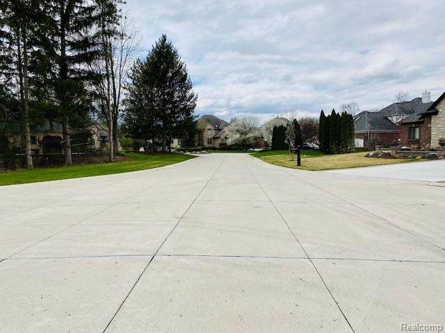 52876 Camelot Court, Shelby Twp, MI 48315 (#2210035745) :: Real Estate For A CAUSE
