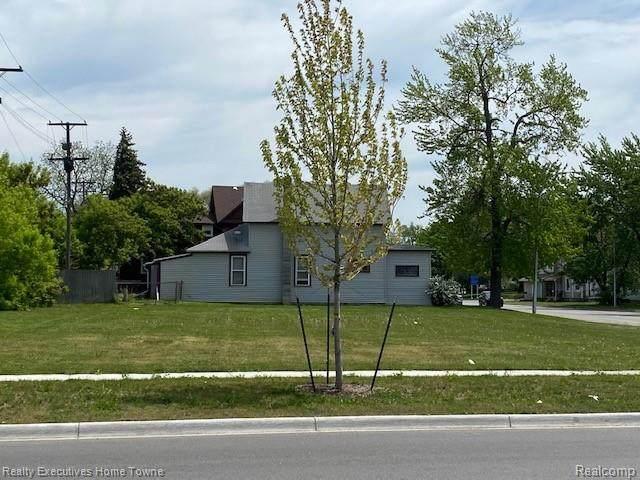 V/L Lapeer Road, Port Huron, MI 48060 (#2210035787) :: RE/MAX Nexus