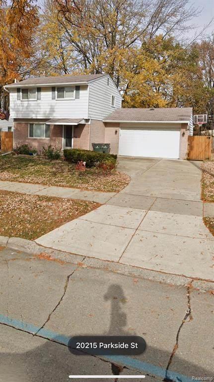20215 Parkside Street, Saint Clair Shores, MI 48080 (#2210036004) :: Alan Brown Group