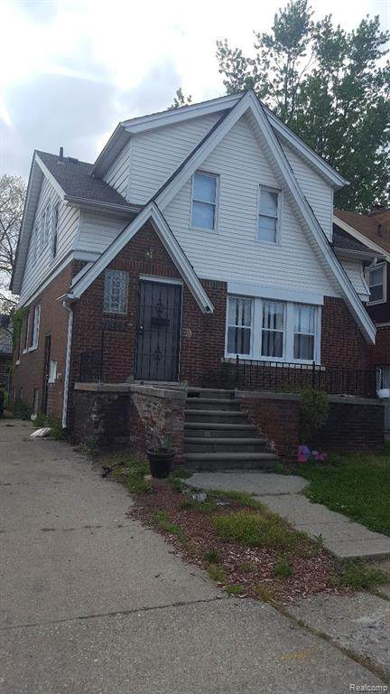 15867 Northlawn Street, Detroit, MI 48238 (#2210036109) :: Alan Brown Group