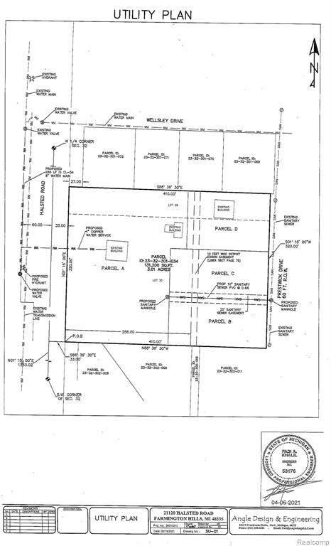 21120 Halsted, Farmington Hills, MI 48335 (#2210036406) :: The BK Agency