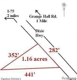 15312 Dixie Highway, Groveland Twp, MI 48442 (#2210036554) :: RE/MAX Nexus