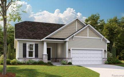 148 Coppice Way, White Lake Twp, MI 48386 (#2210036896) :: Real Estate For A CAUSE