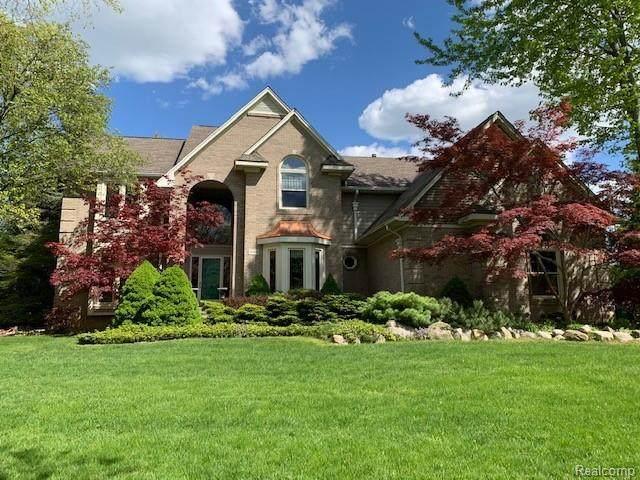 24406 Nantucket Drive, Novi, MI 48374 (#2210037106) :: Duneske Real Estate Advisors